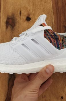 adidas ultra boost rainbow boost white supreme