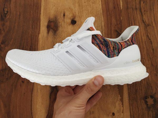 adidas ultra boost rainbow boost white supreme