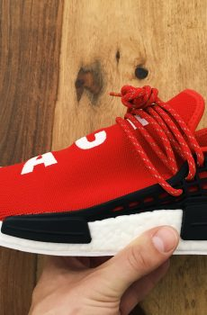 adidas pharrell williams human race nmd lmited sneaker